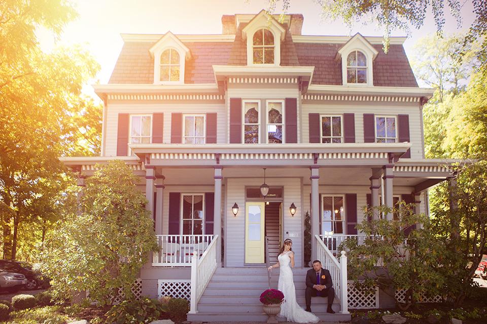 Maryland Wedding Photographers Savage Mill Manor House